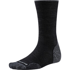 Smartwool PhD Outdoor Light Crew sukat, charcoal